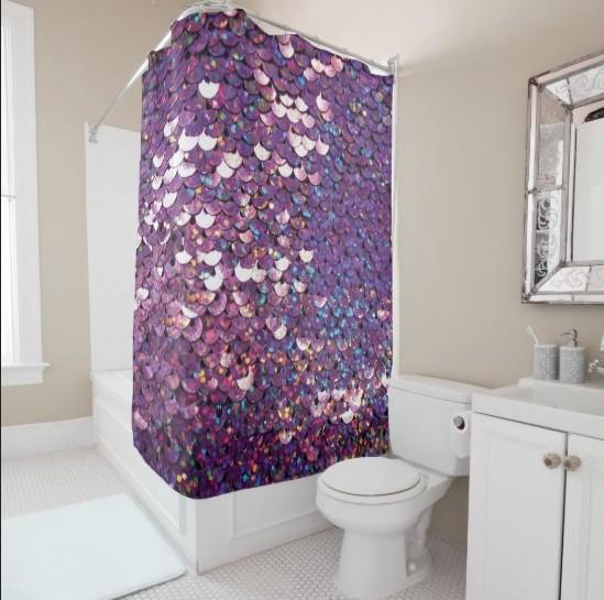 Purple Bathroom Decor Ideas To Freshen