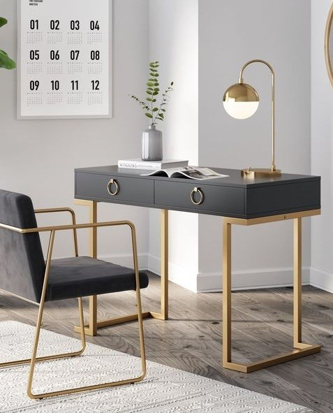Small Desk for Bedroom: Color & Design That You Will Love
