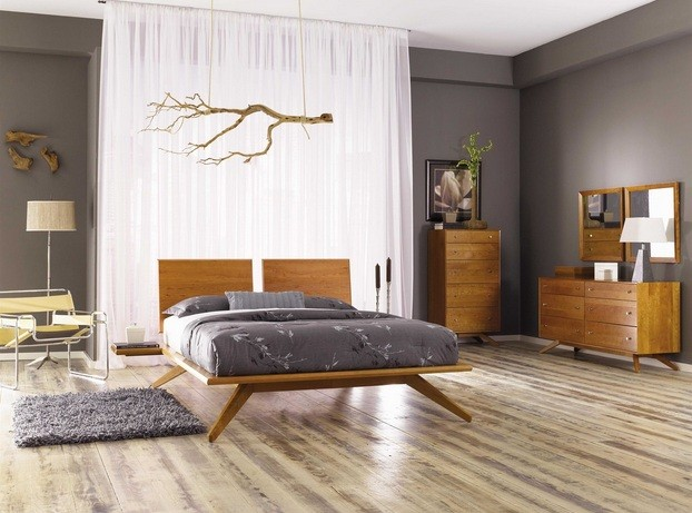 14 Best Design of Mid Century Modern Bedroom Sets To Improve Your Bedroom Style